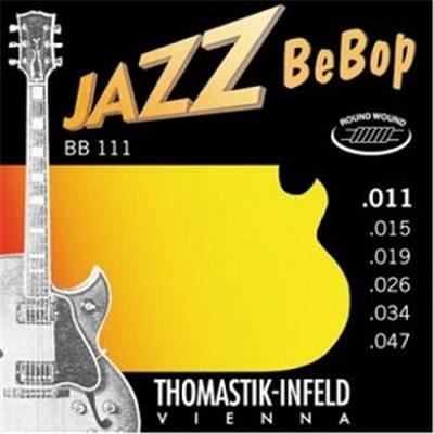 CORDES JAZZ THOMASTIK BB111 BE BOP 11-47