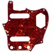 PICKGUARD JAGUAR '65 US RED TORTOISE