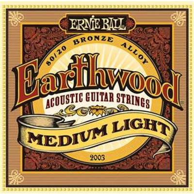CORDES ACOUSTIQUE ERNIE BALL 2003 EARTHWOOD 12-53