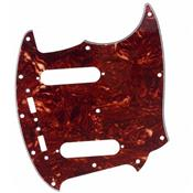 PICKGUARD MUSTANG US RED TORTOISE