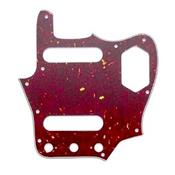 PICKGUARD JAGUAR ALLPARTS RED TORTOISE