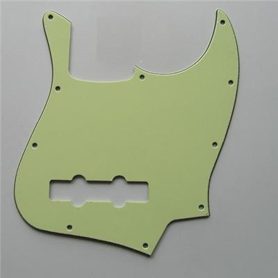PICKGUARD JAZZ BASS MEXIQUE US MINT GREEN PRONONCE