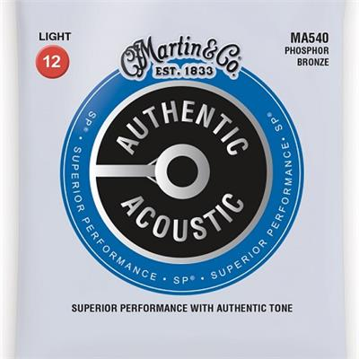 CORDES GUITARE MARTIN MA540 LIGHT 12-54
