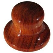 1 BOUTON HAT BUBINGA BOSTON 6mm