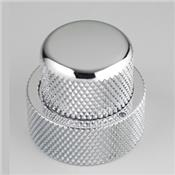 1 BOUTON ETAGE DOME CHROME ALLPARTS