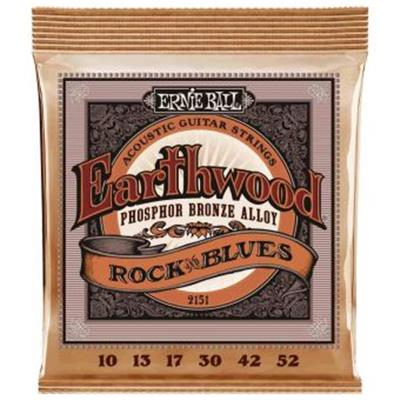 CORDES ACOUSTIQUE ERNIE BALL 2151 ROCK & BLUES 10-52