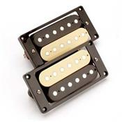 SET MICROS HUMBUCKERS CERAMIC ECO ZEBRA 2 FILS