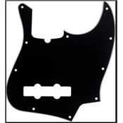 PICKGUARD FENDER JAZZ BASS NOIR 3 PLIS