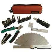 CRUZTOOLS STAGEHAND TROUSSE COMPACT MULTI-OUTILS