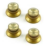 4 BOUTONS REFLECTOR DORES SOMMET DORE IMPORT